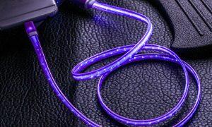 شارژر درخشنده برای گوشیهای آیفون|کالاسودا