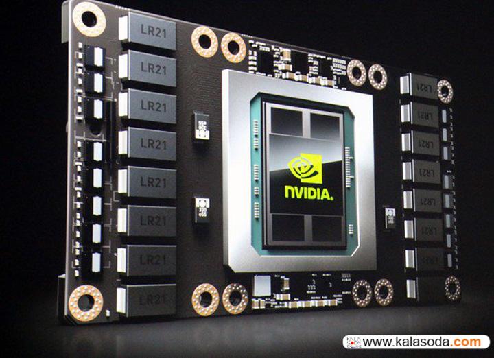 پردازنده های گرافیکی انویدیا بیشتر از اینتل و AMD فروختند|کالاسودا