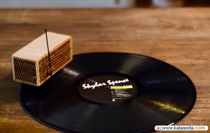 کوچکترین پلیر موسیقی دنیا اینجاست|کالاسودا