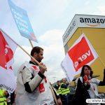 کارمندان آمازون در ایتالیا و آلمان اعتصاب کردند