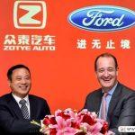 فورد در چین خودروی الکتریکی میسازد