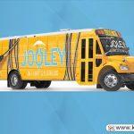 اتوبوسهای مدرسه تا سال 2019 در آمریکا برقی میشوند