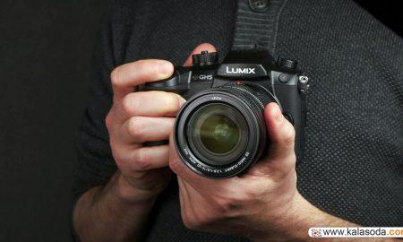 دوربین جدید پاناسونیک به زودی معرفی میشود کالاسودا