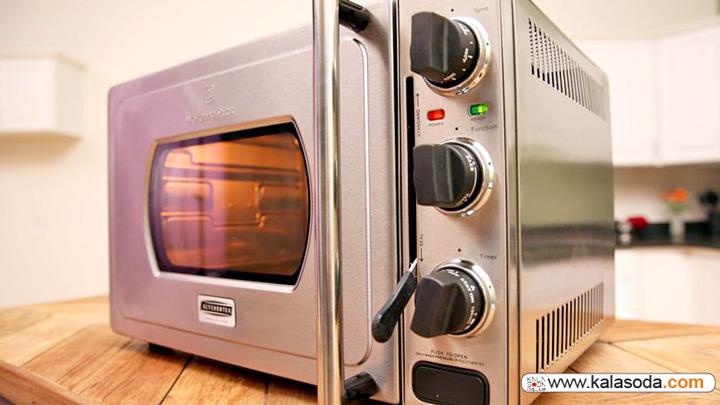آون پخت و پز با هوای فشرده|کالاسودا