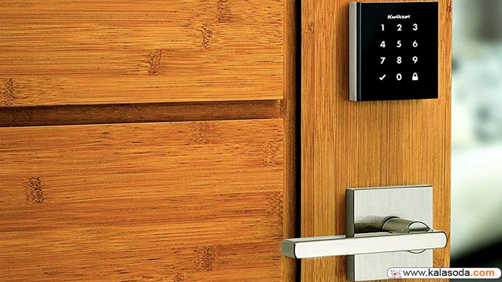 قفل هوشمند لمسی|کالاسودا