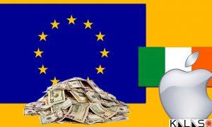 اپل مجبور به پرداخت غرامت به اروپایی ها شد|کالاسودا