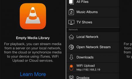 به روز رسانی جذاب اپلیکیشن VLC برای کاربران IOS