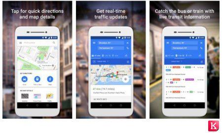 Google Maps Go؛ بررسی یک مسیر یاب کم حجم