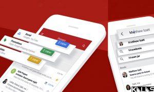 جی میل از نسخه به روز شده خود برای iphone X رونمایی کرد|کالاسودا