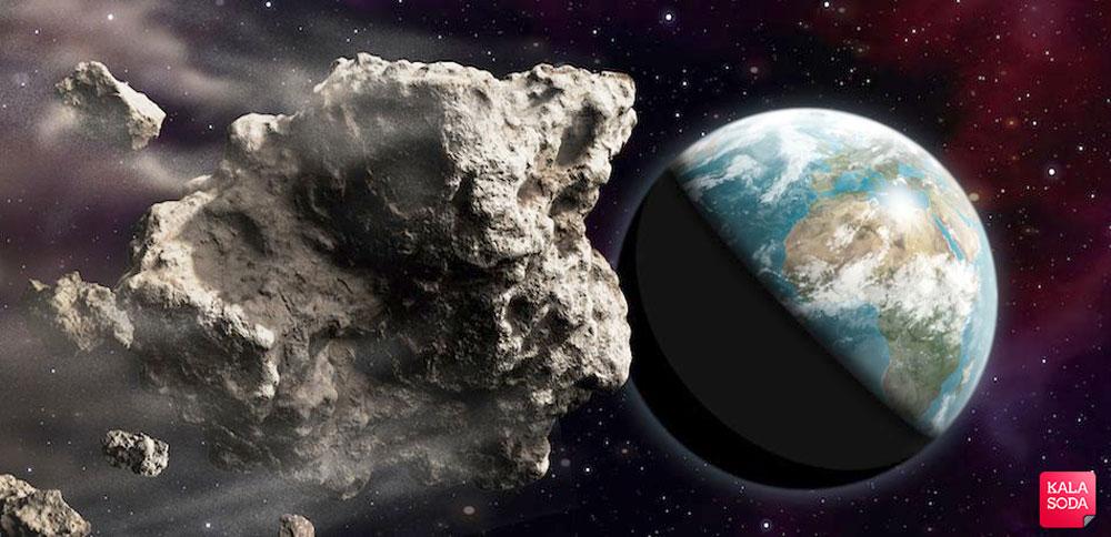 زمین در خطر حمله سیارک Phaethon 3200 قرار دارد ؟!|کالاسودا