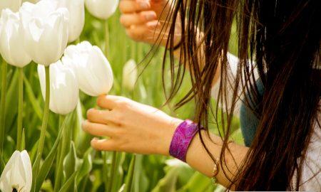 دستبند هوشمند و معطر MOJO Aromatherapy Slap|کالاسودا