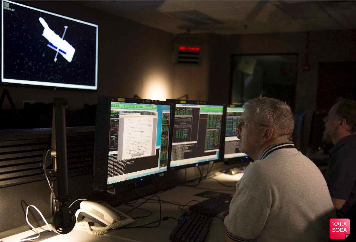 ناسا و هوش مصنوعی گوگل سیاره کشف کردند|کالاسودا