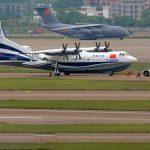 شاهکار صنعت هوایی چین با نام AG 600 رونمایی شد