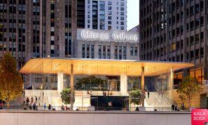 موج سرما ارتش اپل را در شیکاگو زمینگیر کرد|کالاسودا