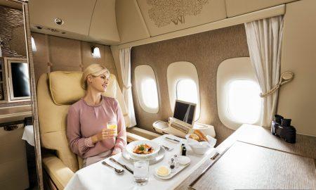 هواپیمایی امارات مدل جدیدی از پروازهای مدرن first class رونمایی کرد|کالاسودا