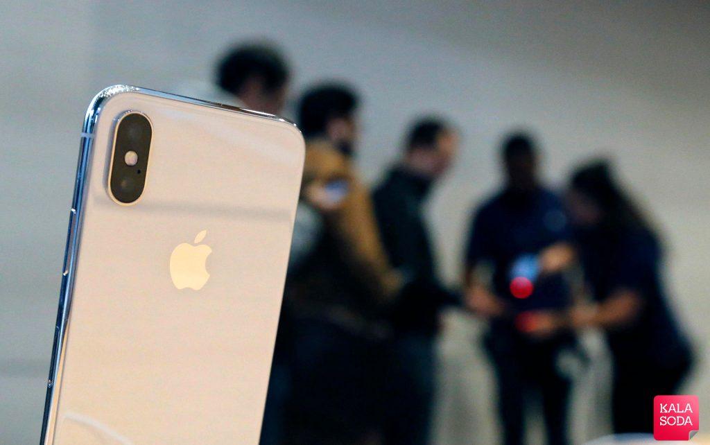 کند شدن آیفون کار دست شرکت اپل داد کالاسودا