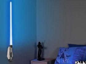 شمشیر نورانی جنگ ستارگان در اتاق شما|کالاسودا