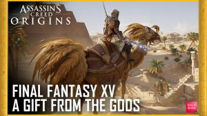 به روز رسانی Assassin's Creed Origins و ماموریت A Gift from the Gods