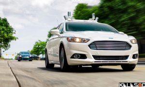 فورد خودروی خودران با برندی جدید میسازد|کالاسودا