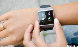 اولین اپدیت دستبند جدید فیت بیت|کالاسودا