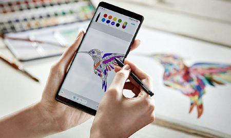 خلاقیت نوت8 در خدمت طراحان و گرافیستها|کالاسودا