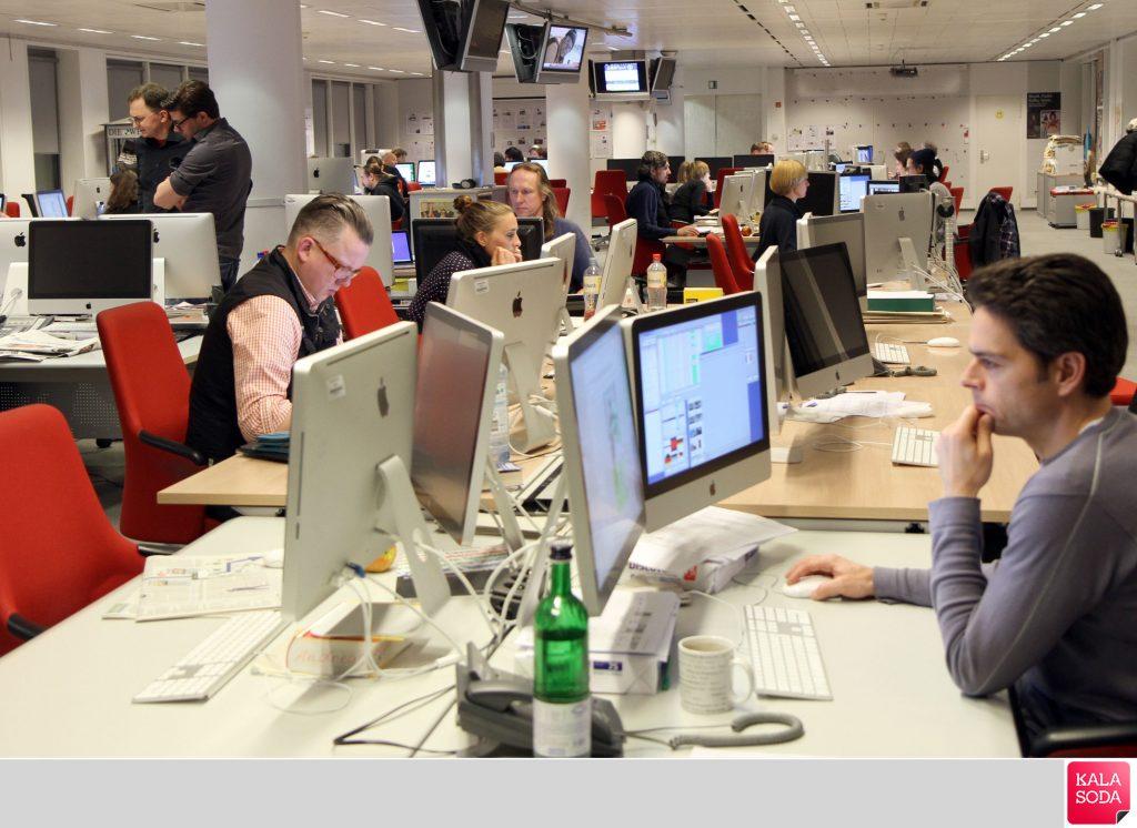 هکرهای روسی، روزنامه نگاران را هدف قرار دادند|کالاسودا