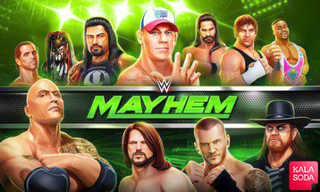 WWE Mayhem ؛مهیج ترین بازی کشتی کج در موبایل