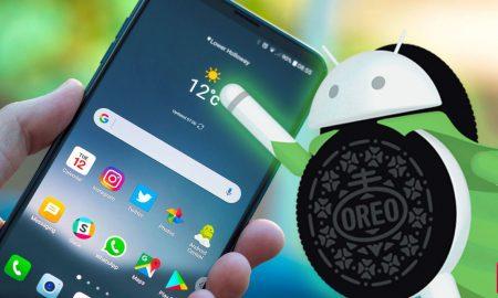 گوشی V30 اندروید اوریو دریافت میکند|کالاسودا