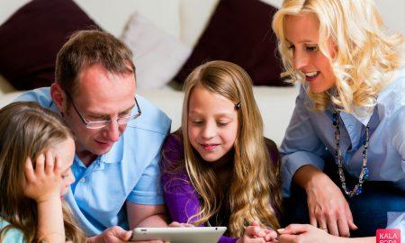 والدین اسپانیایی اجازه دارند متن چت کودکان را بخوانند کالاسودا