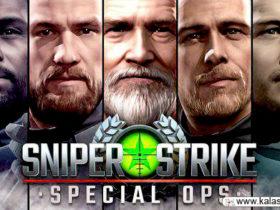 Sniper Strike: Special Op،تجربه یک تک تیر انداز حرفه ایی