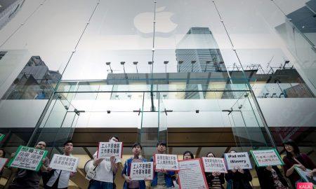 اپل کارگران چینی را مسموم کرد|کالاسودا