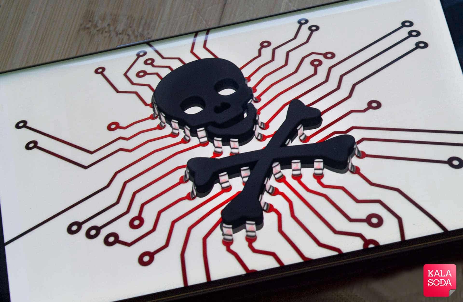 بدافزار Fakeapp به موبایل های اندرویدی لشگر کشید|کالاسودا