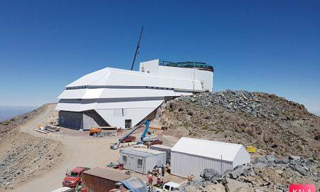 بزرگ ترین تلسکوپ عکسبرداری هوشمند در شیلی ساخته خواهد شد|کالاسودا