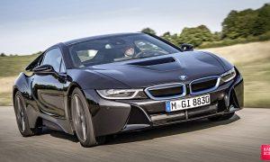 جدیدترین خودروی برقی BMW رونمایی شد|کالاسودا