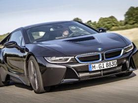 جدیدترین خودروی برقی BMW رونمایی شد کالاسودا