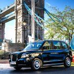 نخستین تاکسی برقی با نام tx ecity به لندن وارد شد
