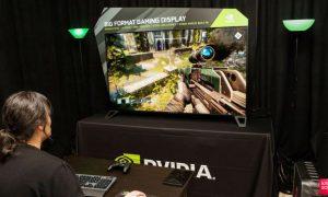 نمایشگر بازی nvidia ویژه گیمرهای حرفه ای|کالاسودا