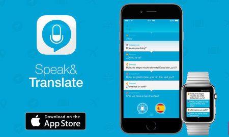 آشنایی با مترجم حرفه ایی Speak & Translate برای سیستم عامل IOS
