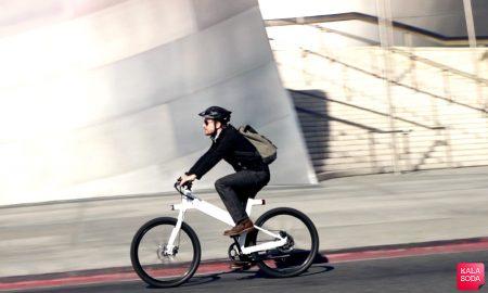 صرفه جویی در انرژی و زمان با دوچرخه برقی|کالاسودا