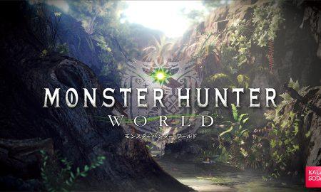 تریلر هنگام عرضه بازی Monster Hunter:World