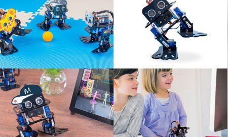چگونه با 50 دلار یک ربات بسازیم؟ کالاسودا