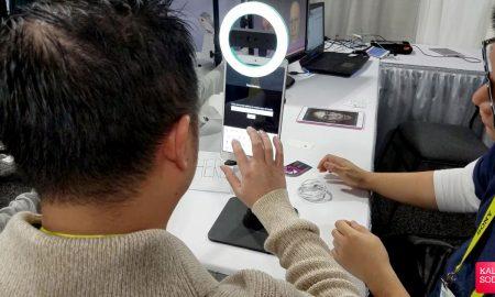 دوربین Bellus3D ویژه سلفی بگیرهای خلاق|کالاسودا
