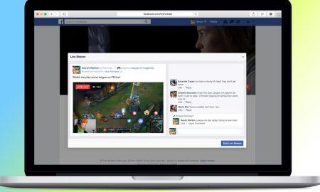 بهبود ویژگی های استریم بازیهای لایو در فیسبوک|کالاسودا