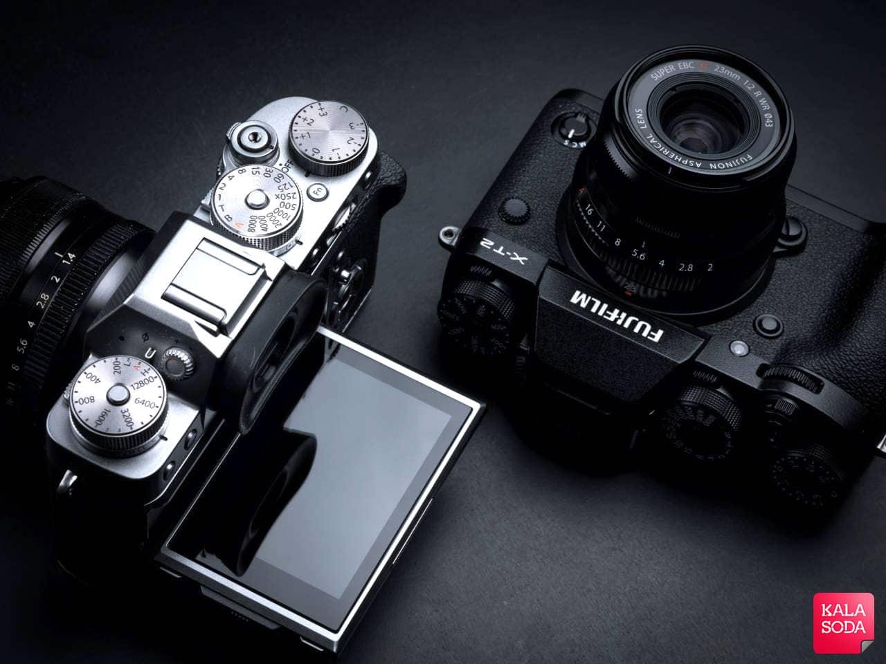 دوربین جدید فوجی فیلم یک ماه دیگر عرضه میشود کالاسودا