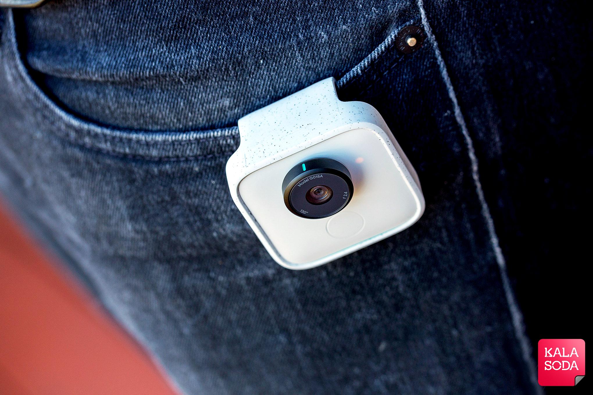دوربین گیره ای گوگل به قیمت 250 دلار|کالاسودا