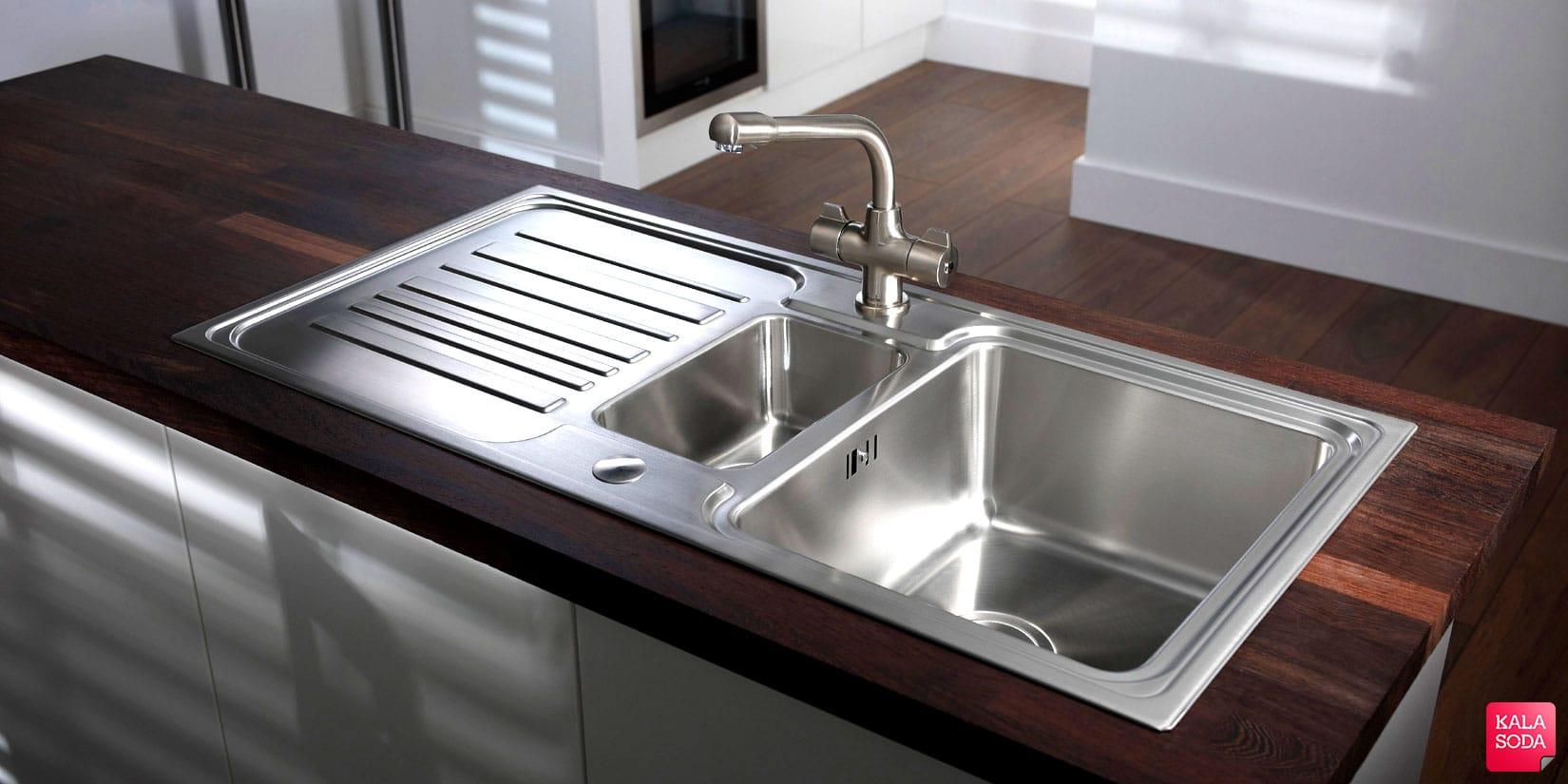 اینترنت اشیا به سینک ظرفشویی رسید! کالاسودا