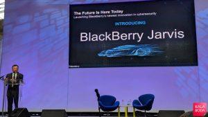 نرم افزار امنیت سایبری بلکبری برای خودروهای خودران|کالاسودا