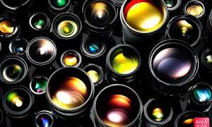 لنز دوربین های آینده تخت و کوچکند|کالاسودا