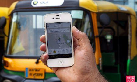 بزرگترین رقیب اوبر در هند به استرالیا هم رسید|کالاسودا