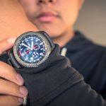 طول عمر طولانی ساعت هوشمند Gear S3